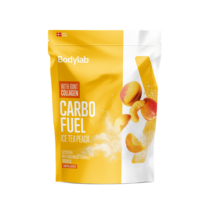 Bodylab Carbo Fuel (1 kg) - Ice Tea Peach
