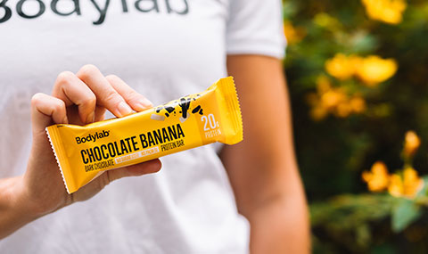 Bodylab Chocolate Banana Protein bar