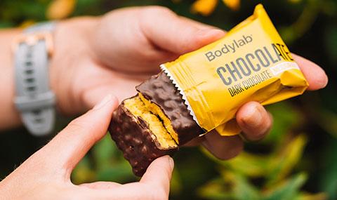 Bodylab Chocolate Banana Protein bar