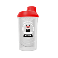 Bodylab Christmas Shaker Bottle