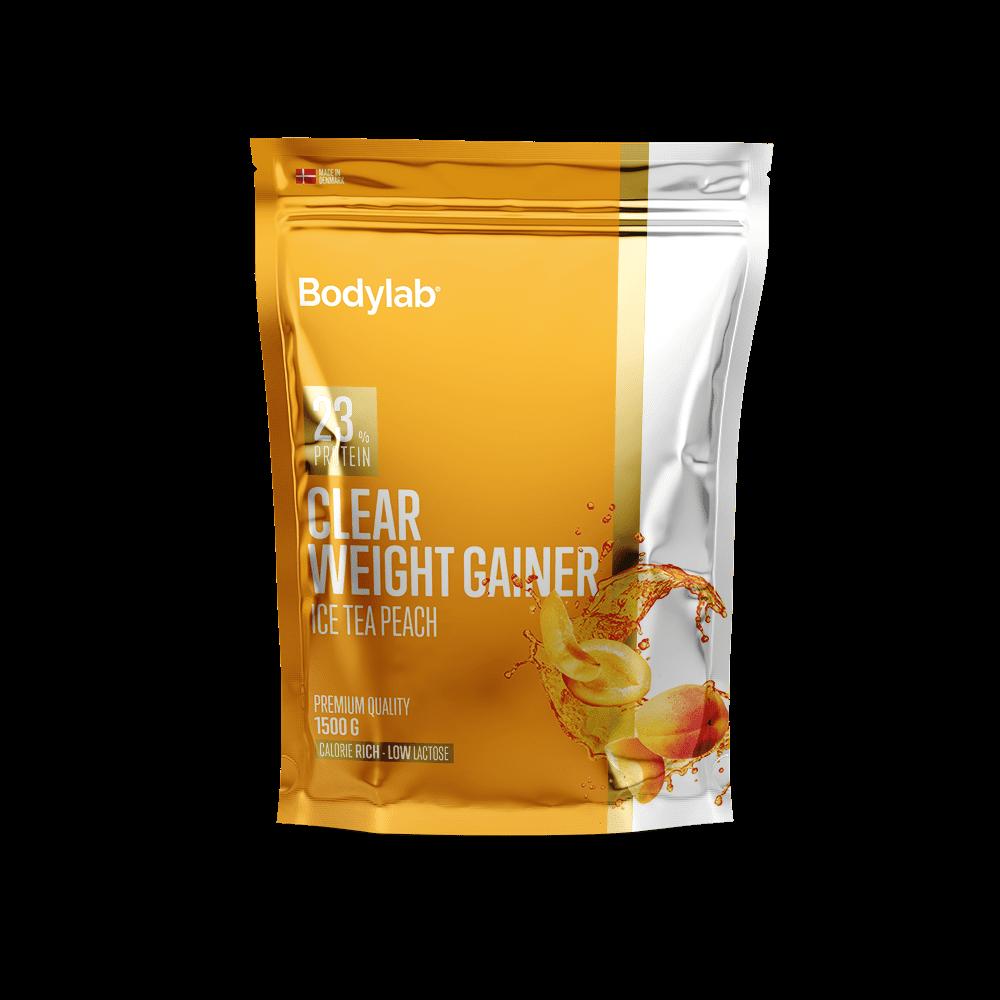 Køb Bodylab Clear Weight Gainer (1,5 kg) – Ice Tea Peach