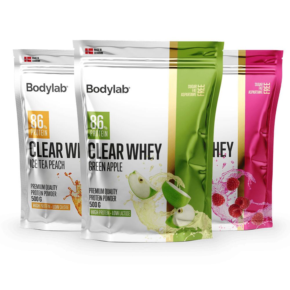 Image of   Bodylab Clear Whey (500 g)