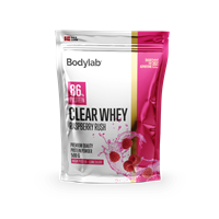 Bodylab Clear Whey (500 g) - Raspberry Rush