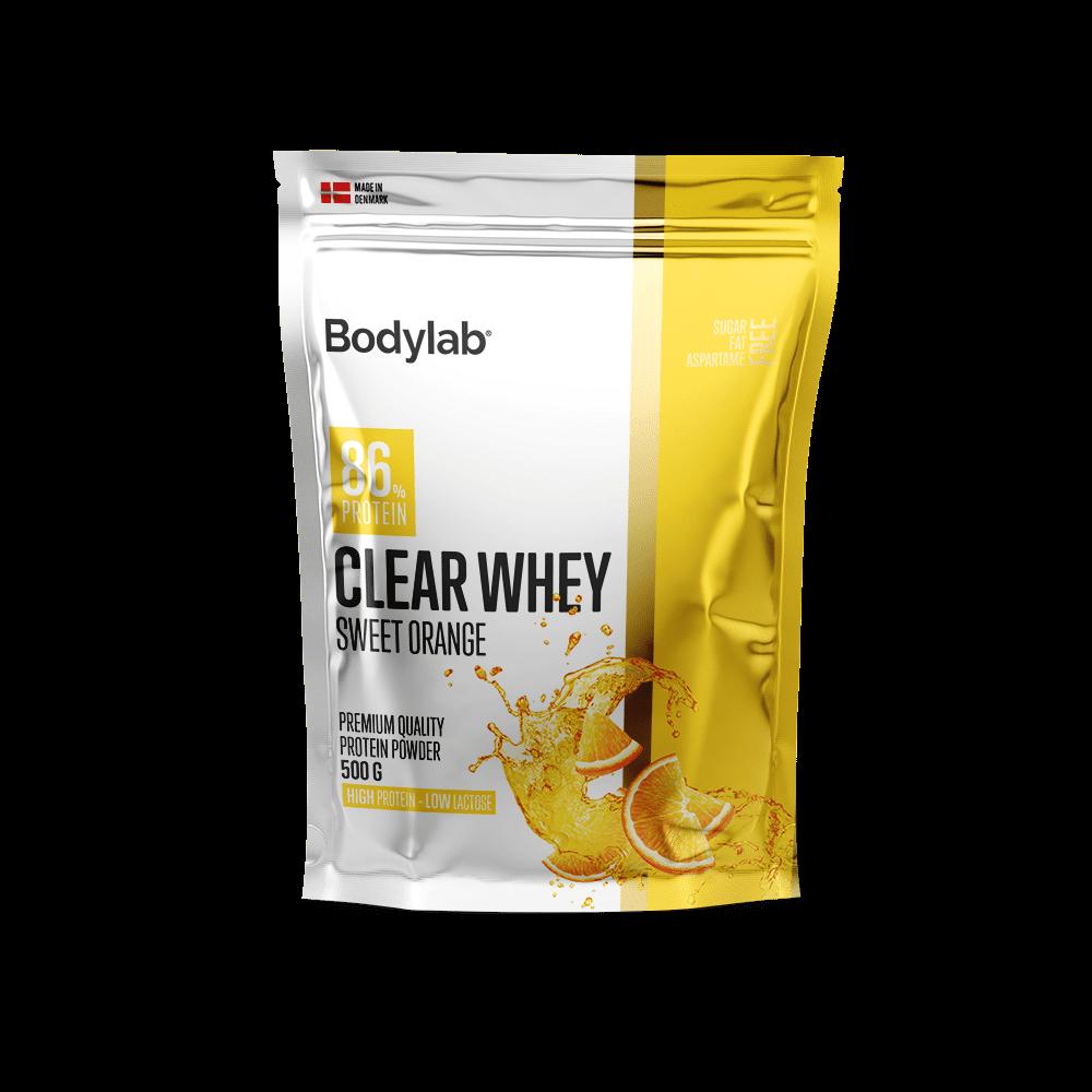 Billede af Bodylab Clear Whey (500 g) - Sweet Orange