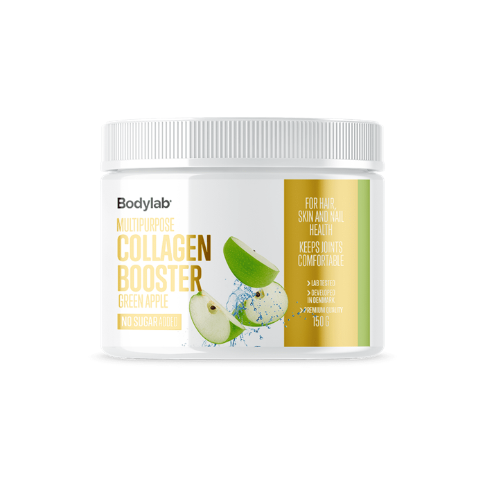 Bodylab Collagen Booster (150 g) - Green Apple
