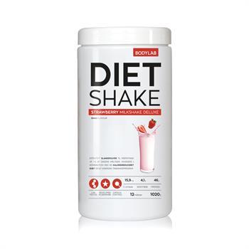 N/A Bodylab diet shake (1000 g) på bodylab