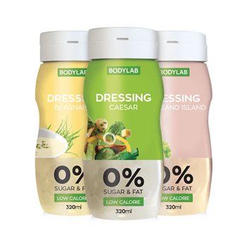Bodylab Low Carb Dressing (320 ml)