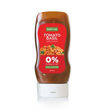 Image of   Bodylab Low Carb Dressing (300 ml) - Tomato Basil