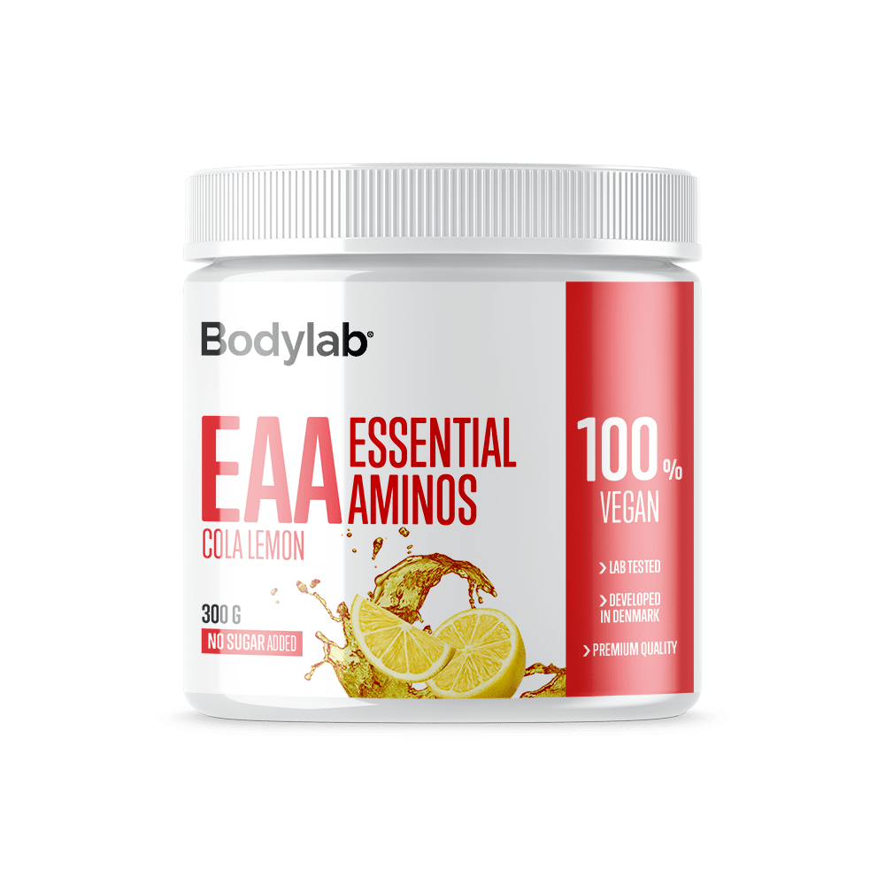Image of   Bodylab EAA (300 g) - Cola Lemon