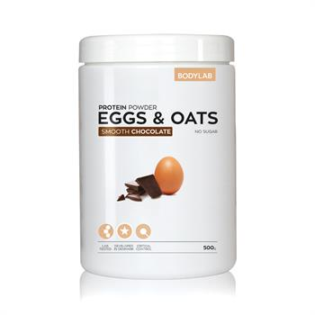 Image of   Bodylab Eggs & Oats (500 g)