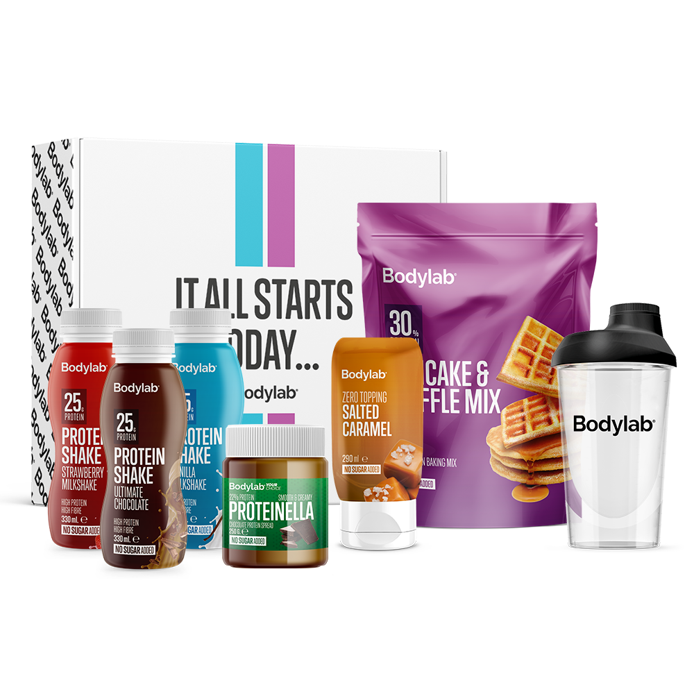 Image of   Fit Lifestyle - The Basic Brunch
