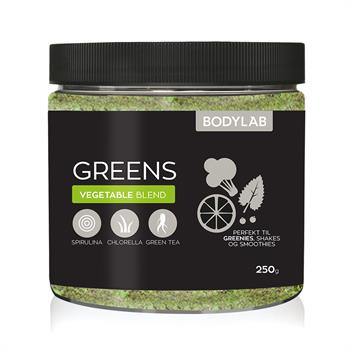 Image of   Bodylab Greens Blend (250 g)