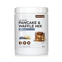Bodylab Protein Pancake Mix (500 g) - Blueberry Banana
