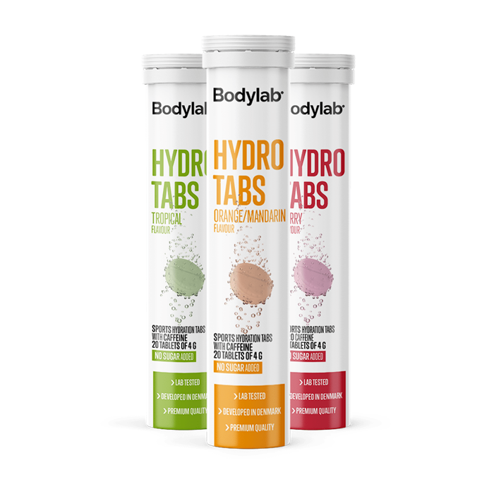 Image of   Bodylab Hydro Tabs (1x20 stk)
