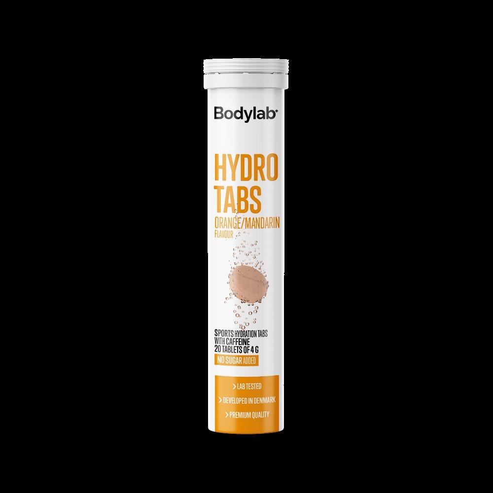 Billede af Bodylab Hydro Tabs (1x20 stk) - Orange/Mandarin
