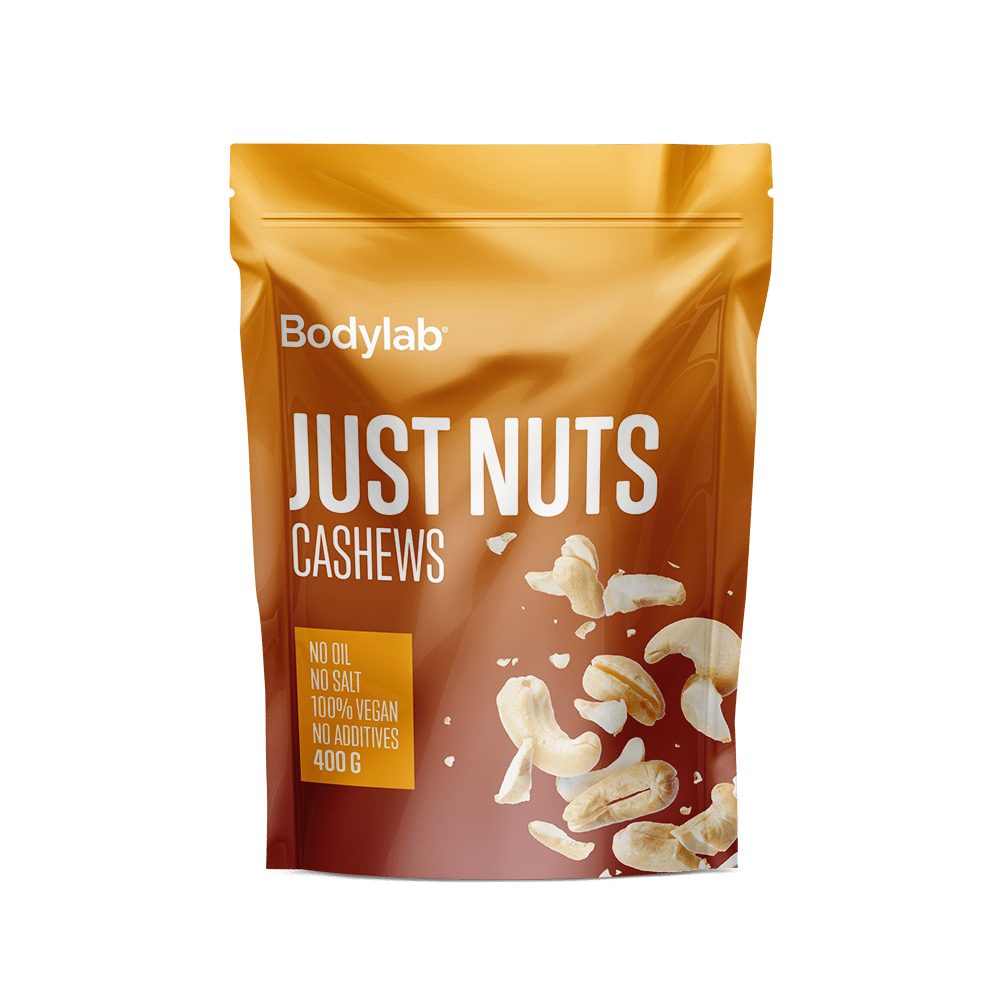 Image of   Bodylab Just Nuts (400 g) - Cashews