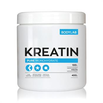Image of   Bodylab Kreatin pulver (400 g)