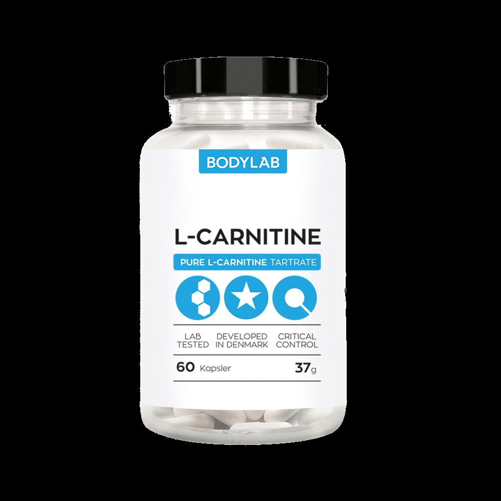 Image of   Bodylab L-Carnitine (60 stk)