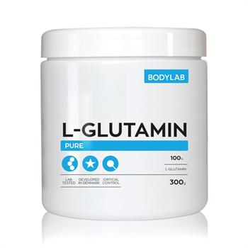 Image of   Bodylab L-Glutamin (300 g)