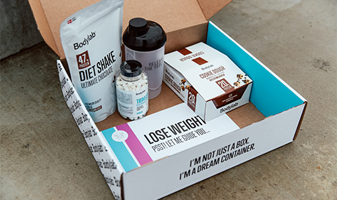 Loose Weight Box