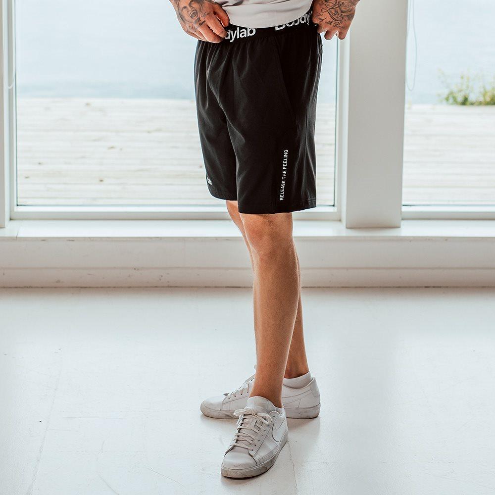 Bodylab Men''s Shorts - Black - Small