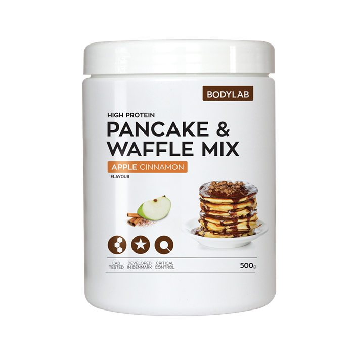 Bodylab Protein Pancake Mix (500 g) - Apple & Cinnamon