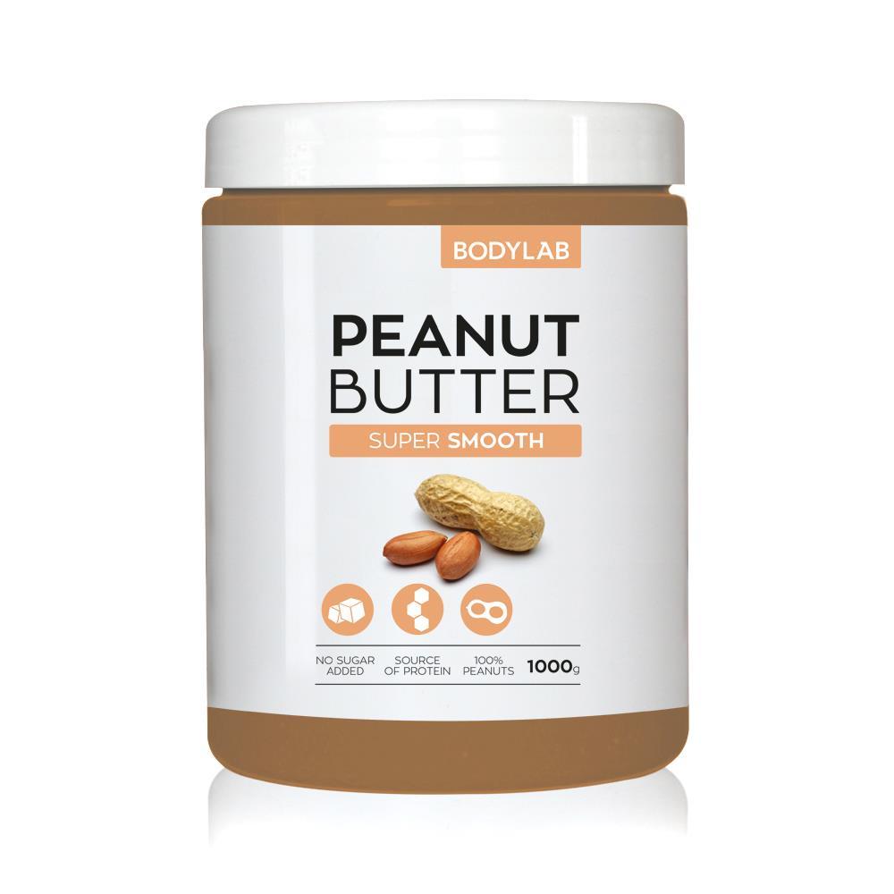Peanut Butter 1 kg. - Køb direkte på Bodylab.dk i dag!