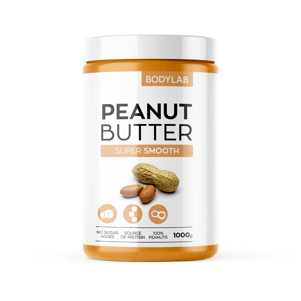 Image of   Bodylab Peanut Butter (1 kg) - Super Smooth