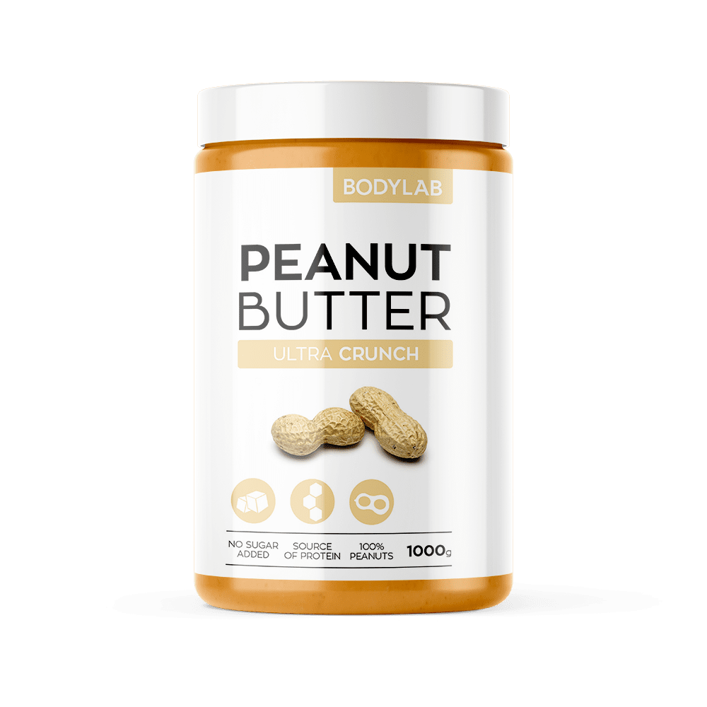 Image of   Bodylab Peanut Butter (1 kg) - Ultra Crunch