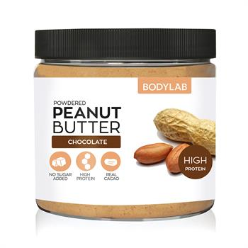 N/A – Bodylab powdered peanut butter (200 g) fra bodylab