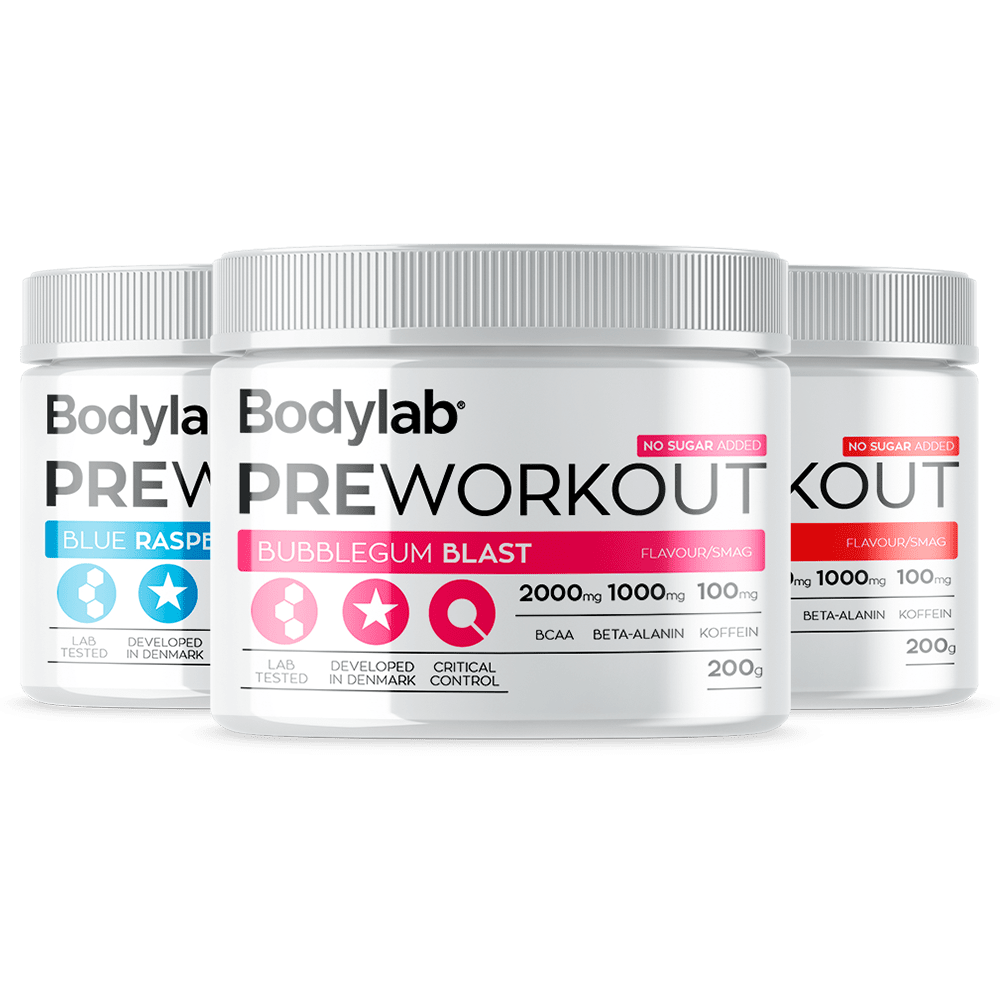 Image of Bodylab Pre Workout (200 g)