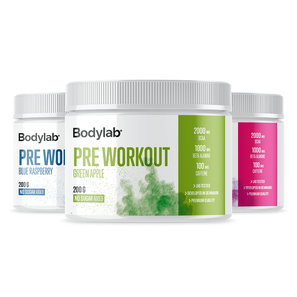Billede af Bodylab Pre Workout (200 g)