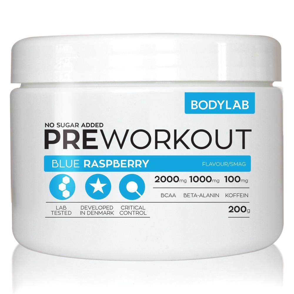 Produkter > Energi > Pre workout