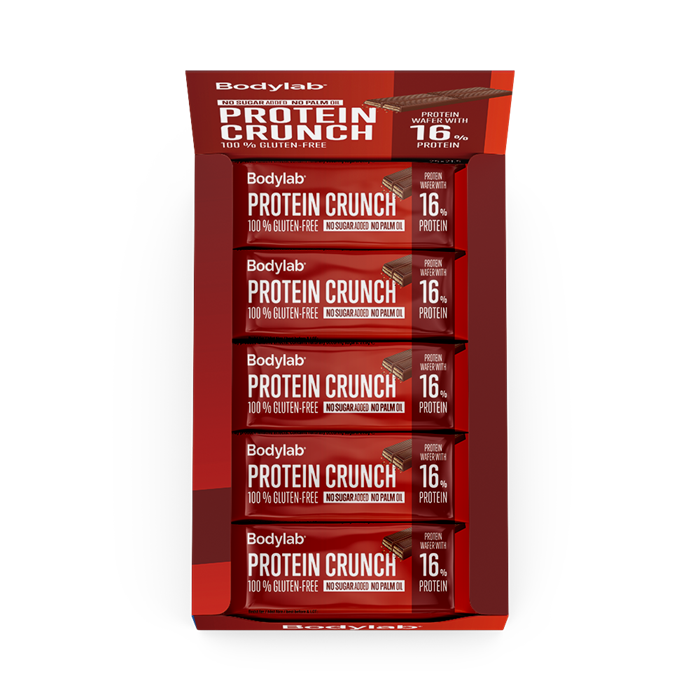 Image of   Bodylab Protein Crunch (25 x 21,5 g)