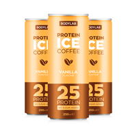 Bodylab Protein Ice Coffee (250 ml)
