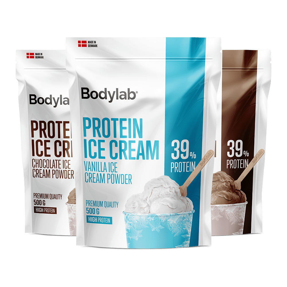 Bodylab Protein Ice Cream (2 x 500 g) - 2 for 1