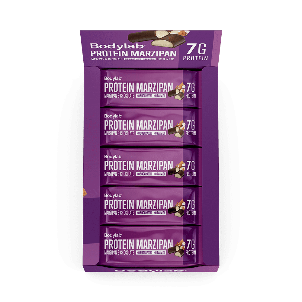 Image of   Bodylab Protein Marzipan (12 x 50 g)
