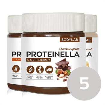 N/A – Bodylab proteinella (5x250 g) fra bodylab