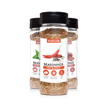 Image of   Bodylab Low Salt Seasonings (90 g)