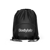 Bodylab String Bag - Black