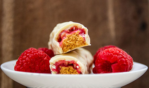 Superior High Protein Bar White Chocolate Raspberry