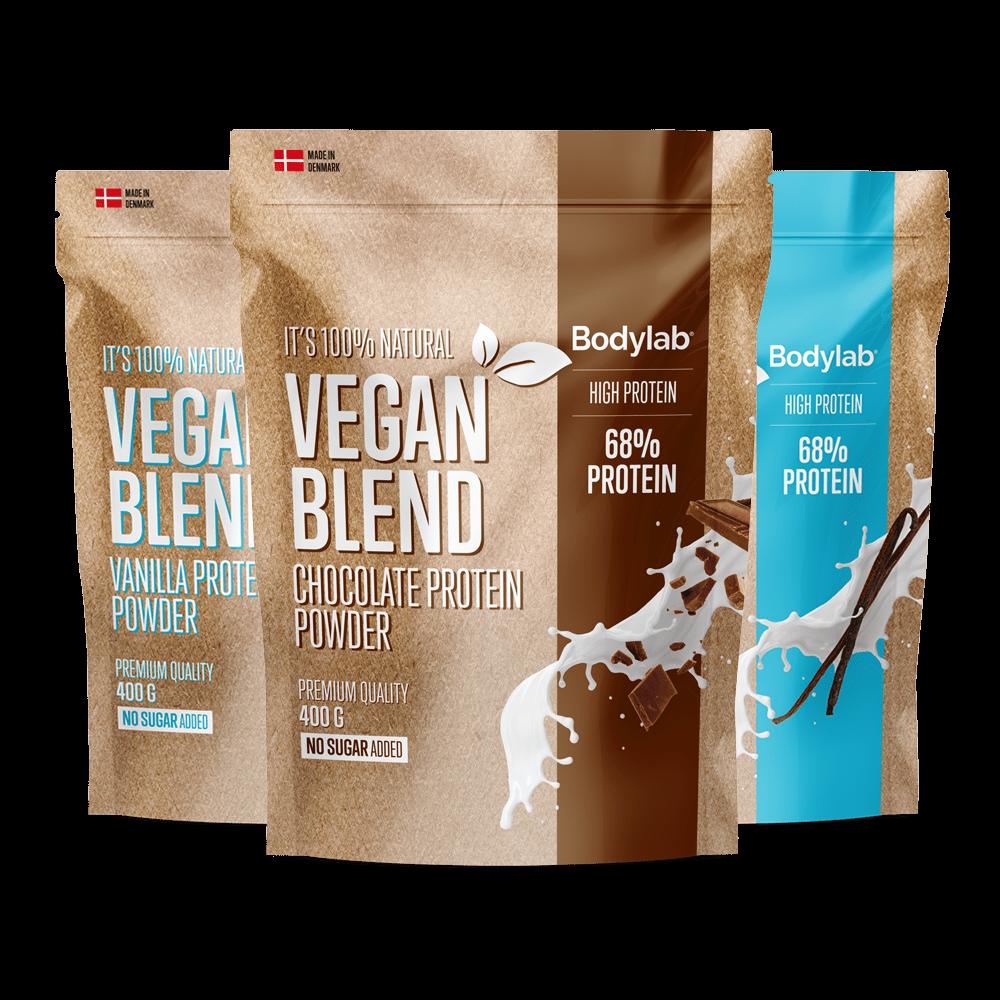 Billede af Bodylab Vegan Protein Blend (400 g)