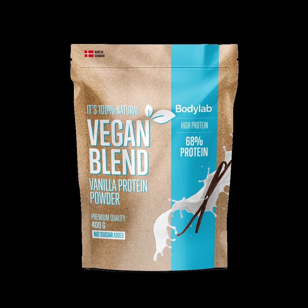 Billede af Bodylab Vegan Protein Blend (400 g) - Vanilla