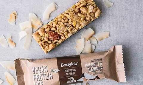Vegan Protein Bar - Coconut & Almonds