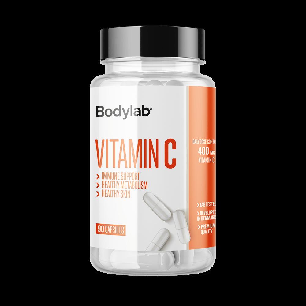 Bodylab Vitamin C (90 stk)
