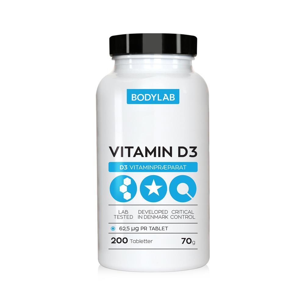 vitaminer til vægttab