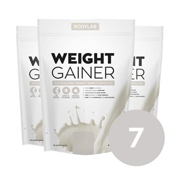 N/A – Bodylab weight gainer (7x1,5 kg) på bodylab