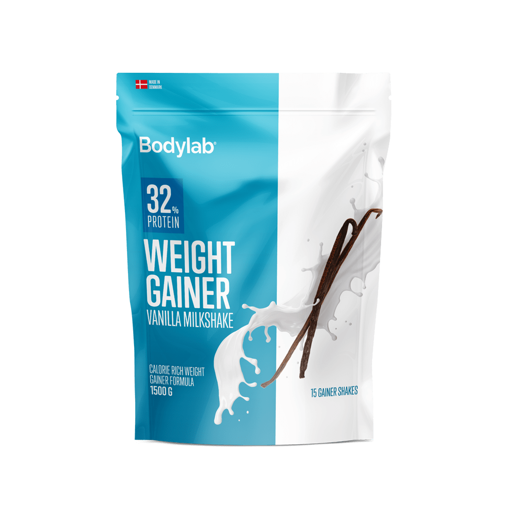 Image of   Bodylab Weight Gainer (1,5 kg) - Vanilla Milkshake