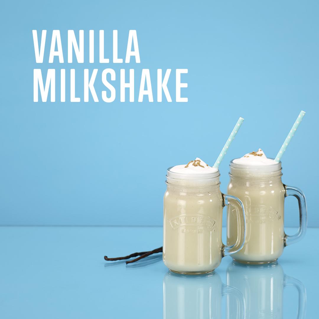 Weight Gainer - Vanilla Milkshake