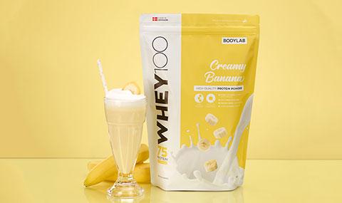 Whey 100 Creamy Banana